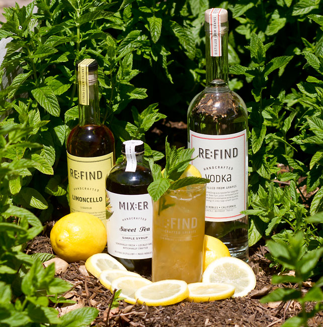 Limoncello Cocktail Recipes From Re:Find Distillery